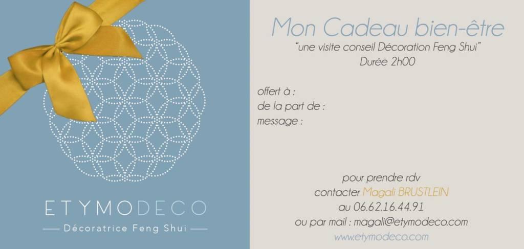 Etymodéco vous offre une visite conseil Feng Shui de 2h sur la Foire Ecobio de Colmar